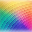 Spectrum Bomb! Fruity Fresh (HDR Rainbow Colorful Experimental Pattern) by badbugs