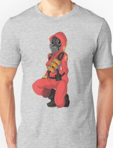 La Femme Pyro Unisex T-Shirt