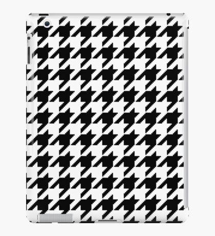 Houndstooth Pixel Pattern – iPad Tablet Case Skin iPad Case/Skin