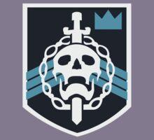 Destiny Raid Trophy Emblem Kids Clothes