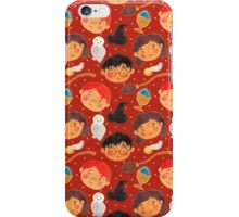 Harry and Friends iPhone Case/Skin