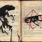 Wittgenstein's beetle in a box by Alephredo Muñoz