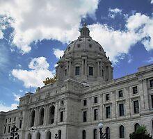 Minnesota State Capitol, St. Paul by shutterbug2010