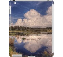 Reflections of the Florida Wetlands iPad Case/Skin
