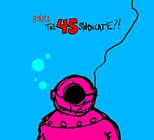 """The 45 Syndicate - """"Diver"""" by deafmrecords"""