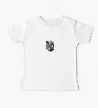 Abstract Portrait 001 Baby Tee