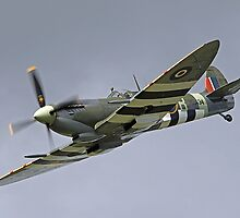 Spitfire MH 434 - Dunsfold 2014 by Colin  Williams Photography