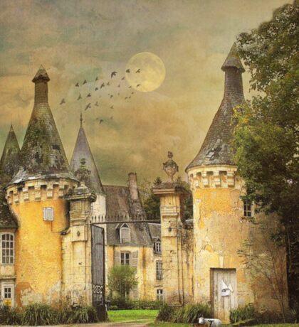 Chateau de la Pellonnière II Sticker