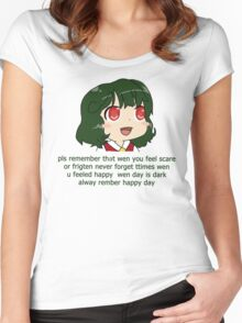 Happy Day Women's Fitted Scoop T-Shirt