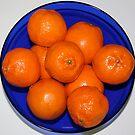 Mandarins by Maggie Hegarty