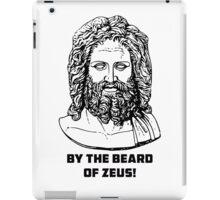 Beard of Zeus! iPad Case/Skin