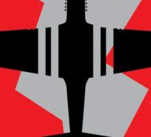 Top Gun Logo Sticker