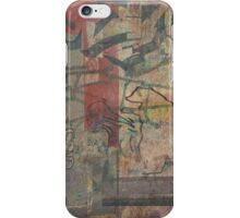 we are all animals iPhone Case/Skin