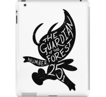 The Guardian of the Forest iPad Case/Skin
