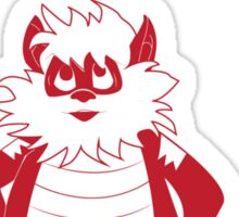 SNARF Sticker