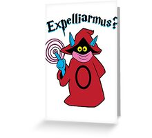 New Spell Greeting Card