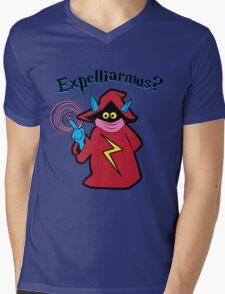 New Spell Mens V-Neck T-Shirt