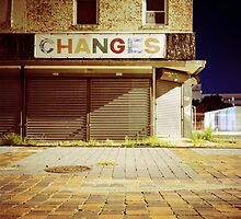 CHANGES by Daniel Regner