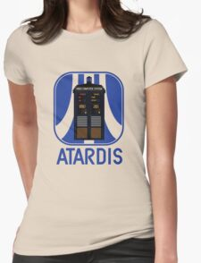 ATARDIS Womens Fitted T-Shirt