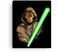 Star Wars of the Planet of the Apes Canvas Print