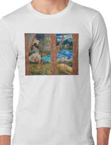 LOOK, DICK, LOOK, JANE Long Sleeve T-Shirt
