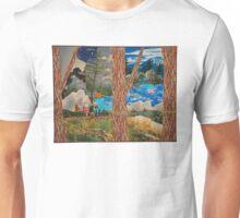 LOOK, DICK, LOOK, JANE Unisex T-Shirt