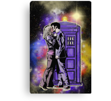 The Doctor With One Heart Canvas Print
