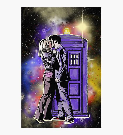 The Doctor With One Heart Photographic Print