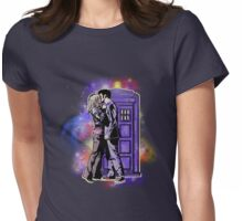 The Doctor With One Heart Womens Fitted T-Shirt