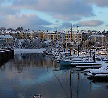 Christmas In Bangor by Wrayzo