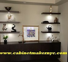 Custom Cabinetry by cabinetmaker25