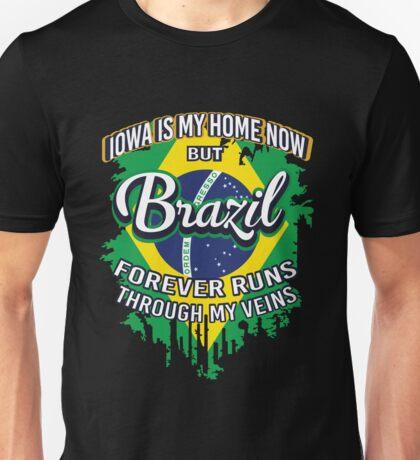 Love Brazil Unisex T-Shirt