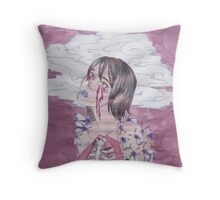 La Douleur Exquise Throw Pillow