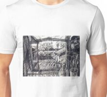 Morning through the Kitchen Window in Mordialloc, New Day Unisex T-Shirt