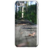 Bush Trail iPhone Case/Skin
