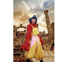 Ruins of Madain Sari Photographic Print