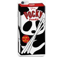 Pocky Panda iPhone Case/Skin