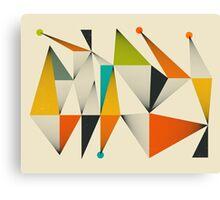 SIDEWAYS #2 Canvas Print