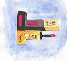 YSL Lips by jojo456