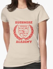 Rushmore Piper Cub Club Womens Fitted T-Shirt