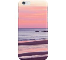 Sunrise Over Pease Bay iPhone Case/Skin