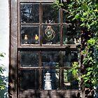 Old Cottage Window Display by Susie Peek
