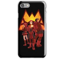 Team Magma iPhone Case/Skin