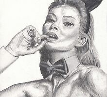 Kate Moss for Playboy by jojo456