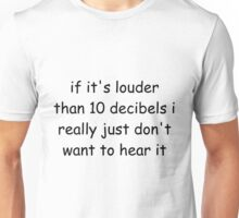 IILTTDIRJDWTHI Unisex T-Shirt