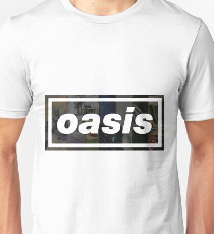 OASIS COLLAGE Unisex T-Shirt