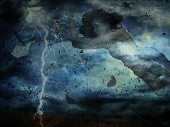 Storm by Sybille Sterk