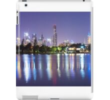 Melbourne by Night iPad Case/Skin