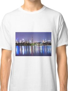 Melbourne by Night Classic T-Shirt