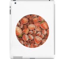 Sweet Strawberry iPad Case/Skin